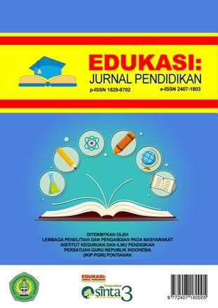 Edukasi: Jurnal Pendidikan